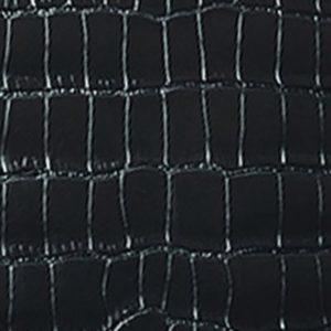 Alligator vernis noir
