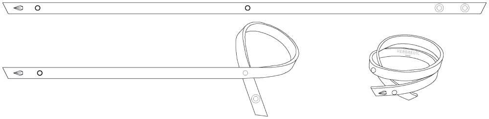 Bracelt Roch dessin