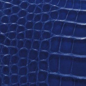 Callihours alligator mat bleu ocean