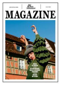 DE STANDAARD BELGIQUE COVER