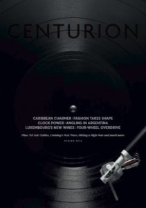 centurion couv x