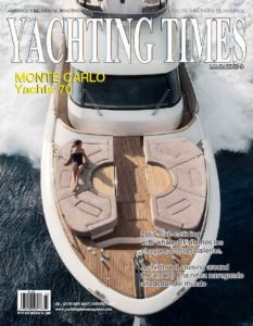 yachting time cover