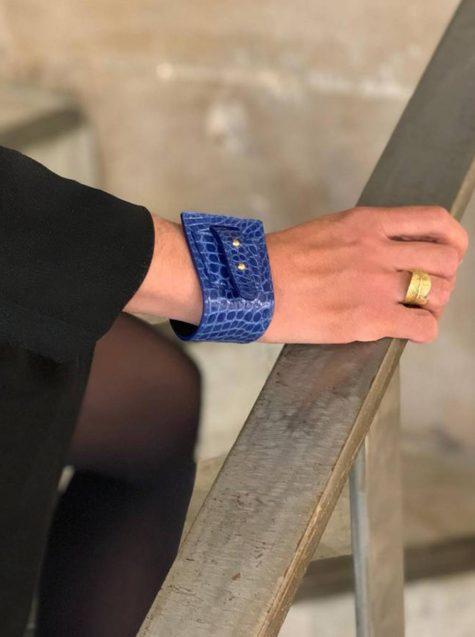 bracelet point du jour valligator photos portees