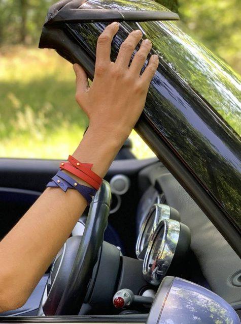 1 bracelet roch veau -photos portées (1)