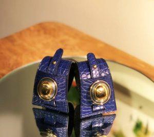 Modèle bracelet Point du Jour sur-mesure